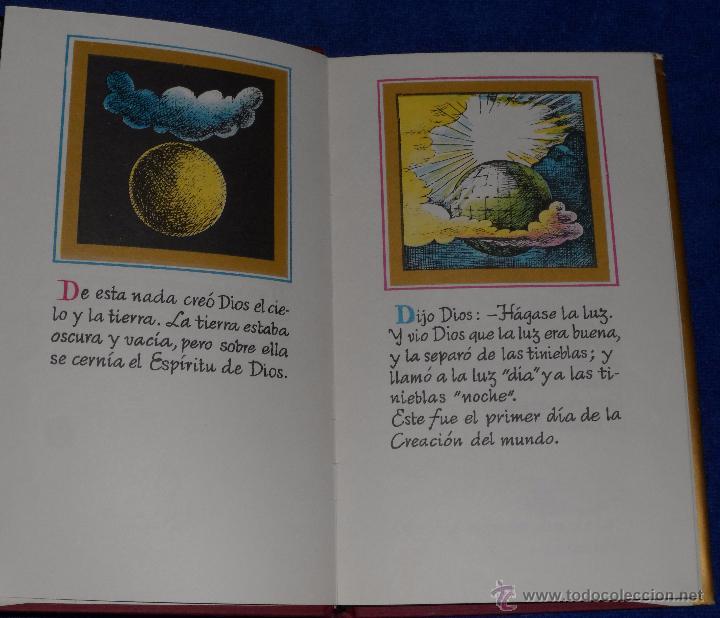 Libros de segunda mano: LA BIBLIA DE LOS NIÑOS - ILUSTRADA POR PIET WORM - Plaza & Janes (1962) - Foto 5 - 79041211