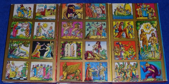 Libros de segunda mano: LA BIBLIA DE LOS NIÑOS - ILUSTRADA POR PIET WORM - Plaza & Janes (1962) - Foto 8 - 79041211