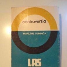 Libros de segunda mano: LAS RELIGIOSAS. TUININGA, MARLÈNE. EDITORIAL HERDER, 1970.. Lote 52001652