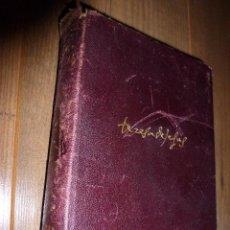 Libros de segunda mano: SANTA TERESA DE JESÚS OBRAS COMPLETAS - AGUILAR 1942 CANTOS DECORADOS. Lote 52482936