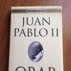 Libros de segunda mano: LIBRO JUAN PABLO . Lote 52532225