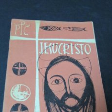 Libros de segunda mano: JESUCRISTO. Lote 52720336