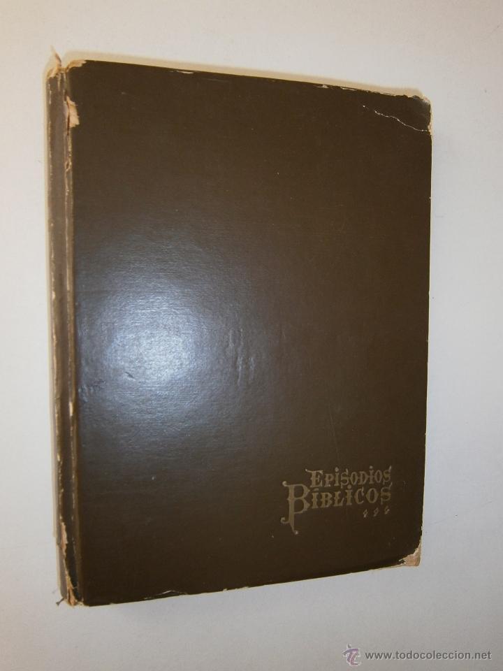 GEDEON Y SANSON BERTHE DIFUSION 1947 EPISODIOS BIBLICOS 7 (Libros de Segunda Mano - Religión)