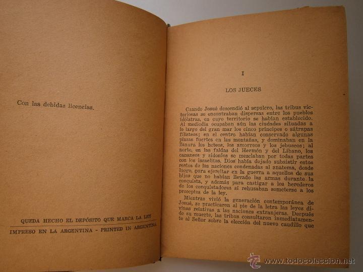 Libros de segunda mano: GEDEON Y SANSON Berthe Difusion 1947 EPISODIOS BIBLICOS 7 - Foto 11 - 52871014