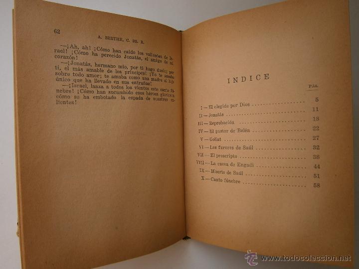 Libros de segunda mano: GEDEON Y SANSON Berthe Difusion 1947 EPISODIOS BIBLICOS 7 - Foto 14 - 52871014