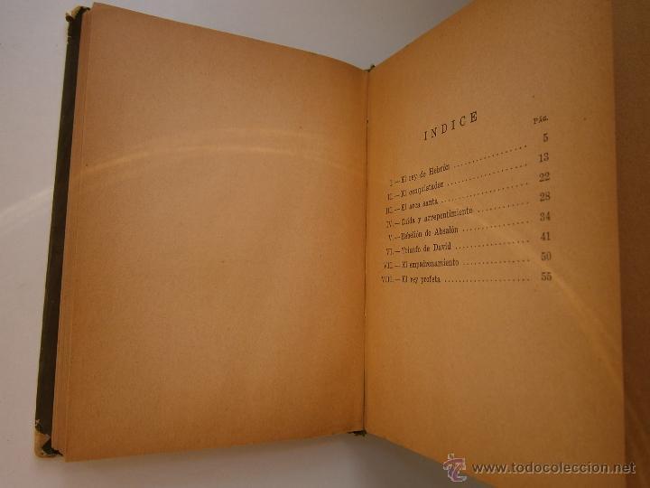 Libros de segunda mano: GEDEON Y SANSON Berthe Difusion 1947 EPISODIOS BIBLICOS 7 - Foto 15 - 52871014