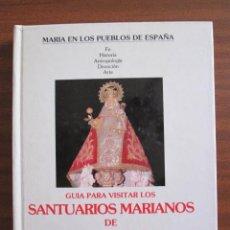 Libros de segunda mano: GUÍA PARA VISITAR LOS SANTUARIOS MARIANOS DE ASTURIAS -- FLORENTINO FERNÁNDEZ ÁLVAREZ. Lote 52924131