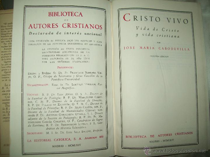 Libros de segunda mano: Cabodevilla - Foto 2 - 52981801