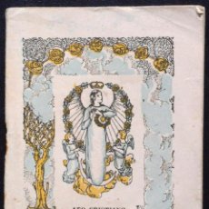 Libros de segunda mano: AÑO CRISTIANO, MES DE AGOSTO DEDICADO A LA ASUNCIÓN DE MARÍA SANTÍSIMA - AÑO 1944. Lote 53138599