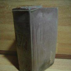 Libros de segunda mano: LITURGIA DE LAS HORAS. Lote 150854884