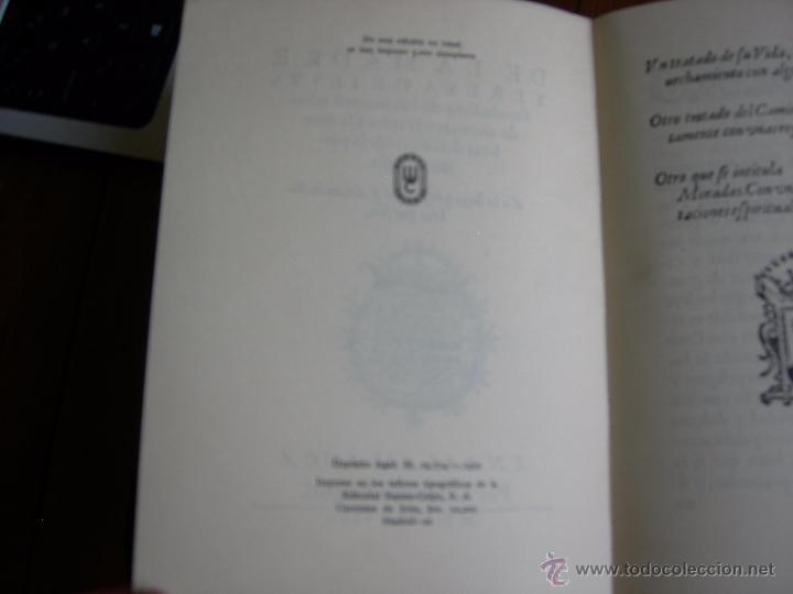 Libros de segunda mano: la vida de la madre Teresa de Jesús - Foto 3 - 53228361