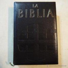 Libros de segunda mano: LA BIBLIA. EDICIÓN NO ABREVIADA - CÍRCULO DE EDITORES - 1972. Lote 53483164