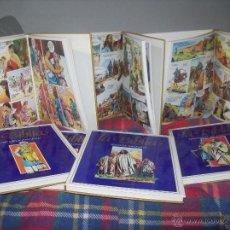 Libros de segunda mano: DESCOBRIR LA BÍBLIA.8 TOMS.COL·LECCIÓ COMPLETA.PLAZA & JANES,ED. 1984. TOT UNA JOIA. VEURE FOTOS. Lote 53503766