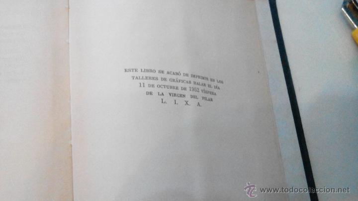 Libros de segunda mano: MORAL CONYUGAL - S.S. PIO XII - JULIO 1952 - CENSURA ECLESIASTICA -MUY DIFICIL - Foto 7 - 53537215