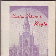 Libri di seconda mano: CHIPIONA. LIBRO NUESTRA SRA. DE REGLA 1953 (LEER). Lote 53602172