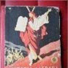 Libros de segunda mano: HISTORIA SAGRADA. Lote 53998506