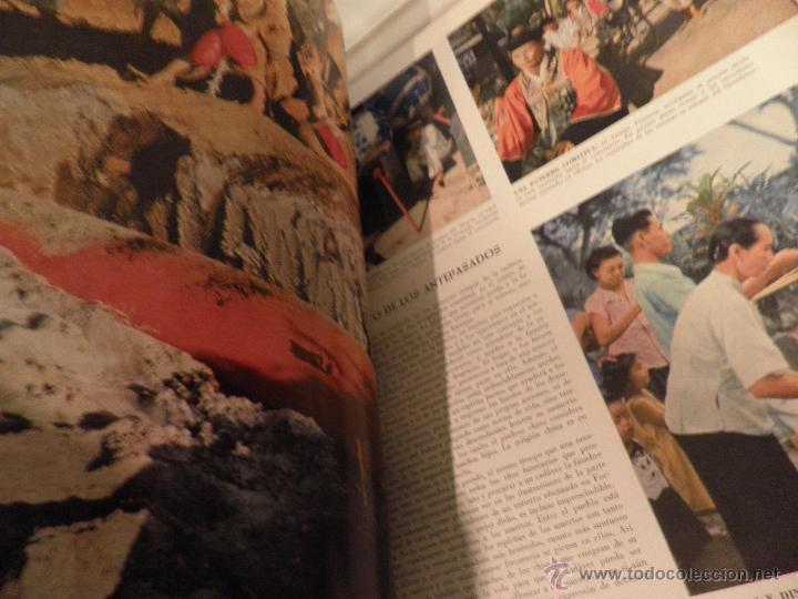 Libros de segunda mano: LAS GRANDES RELIGIONES. REVISTA LIFE. EDIT. LUIS MIRACLE. 2ª EDICION. 1963 - Foto 6 - 54300197