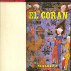 Libros de segunda mano: EL CORÁN. MAHOMA. Lote 54561314