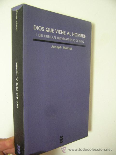 Dios que viene al hombre i,joseph moingt,2007,s - Vendido en Venta Directa  - 54684247