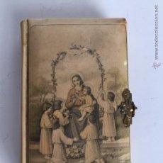 Libros de segunda mano: DEVOCIONARIO EUCARISTICO EDITORIAL REGINA 1945. Lote 54750007