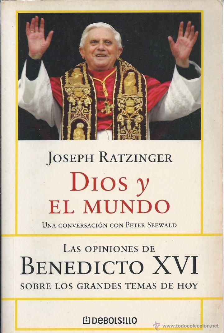 Libro de Ratzinger