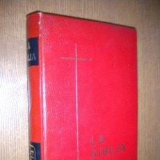 Libros de segunda mano: LA BIBLIA / CASA DE LA BIBLIA. Lote 55033704