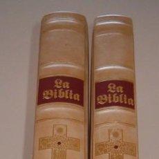 Libros de segunda mano: BIBLIA DE JERUSALÉN. DOS TOMOS. RM73754. . Lote 83929246