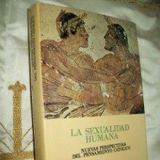 Libros de segunda mano: LA SEXUALIDAD HUMANA. DIR: A. KOSNIK. EDS. CRISTIANDAD. 1978.. Lote 55696073