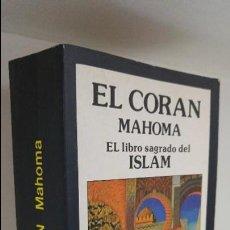 Libros de segunda mano: EL CORAN MAHOMA . Lote 55820824