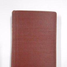 Libros de segunda mano: HISTORIA DE LA SAGRADA PASION SACADA DE LOS CUATRO EVANGELIOS. P. LUIS DE LA PALMA. 1955. TDK272. Lote 56001207