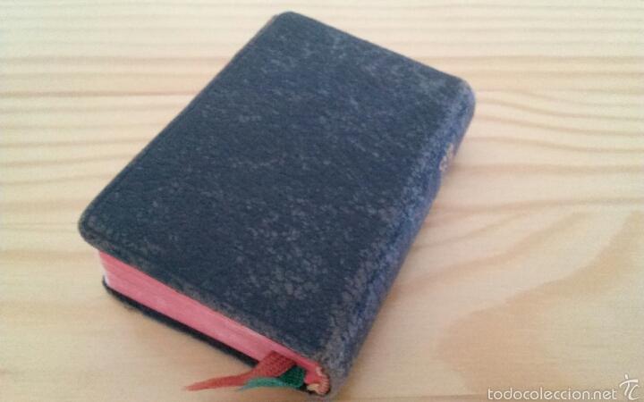 """Libros de segunda mano: Libro """"Imitación de Cristo"""", de Tomás de Kempis - Foto 8 - 56075665"""