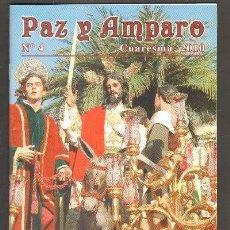 Libros de segunda mano: PAN Y AMPARO. CUARESMA 2010. Nº4. A-SESANTA-1284. Lote 56105030