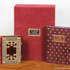Libros de segunda mano: LC-040. IL LIBRO D'ORE DURAZZO. FACSIMIL. VV AA. EDIT. FRANCO PANINI. 2008. . Lote 56201043