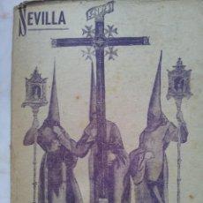 Libros de segunda mano: SEVILLA SEMANA SANTA - 1940. Lote 56240778