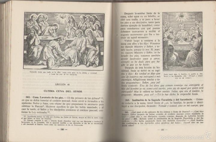 Libros de segunda mano: HISTORIA SAGRADA *** SEGUNDO GRADO *** EDITORIAL LUIS VIVES 1951 - Foto 4 - 56502153