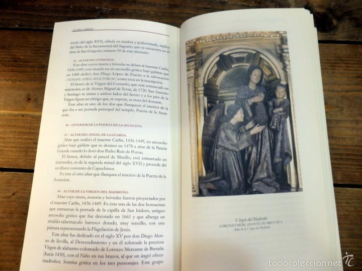 Libros de segunda mano: BREVE ITINERARIO POR LOS ALTARES Y CAPILLAS DE LA MAGNA HISPALENSIS - CABRERA - Foto 4 - 56943491