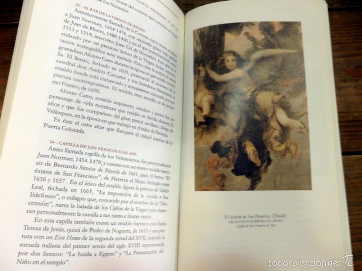 Libros de segunda mano: BREVE ITINERARIO POR LOS ALTARES Y CAPILLAS DE LA MAGNA HISPALENSIS - CABRERA - Foto 6 - 56943491