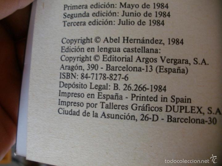 Libros de segunda mano: CRONICA DE LA CRUZ Y LA ROSA (LOS SOCIALISTAS Y LA IGLESIA, HOY) - 1984 - Foto 2 - 57150216
