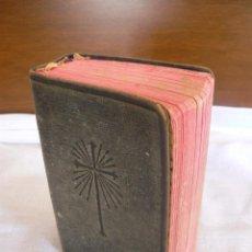 Libros de segunda mano: MISAL COMPLETO PARA LOS FIELES.VICENTE MOLINA.SEPTIMA EDICION.AÑO 1946. 10X16 CM. Lote 57150794
