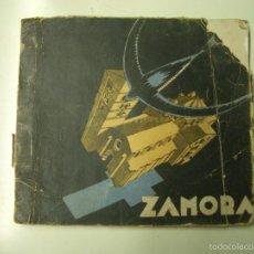 Livros em segunda mão: LIBRO DE SEMANA SANTA EN ZAMORA .. Lote 57158384