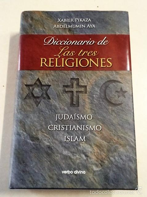 Resultado de imagen de Pikaza, diccionario de las tres religiones