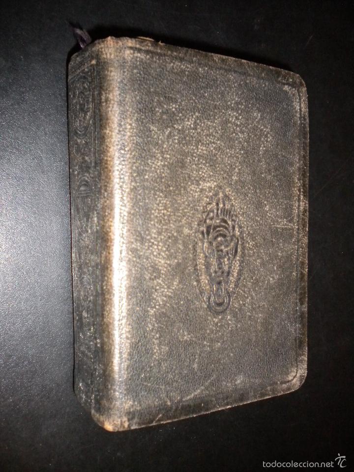 DEVOCIONARIO LITURGICO / 1942 / ENRIQUE DIEZ BENEDICTINO (Libros de Segunda Mano - Religión)