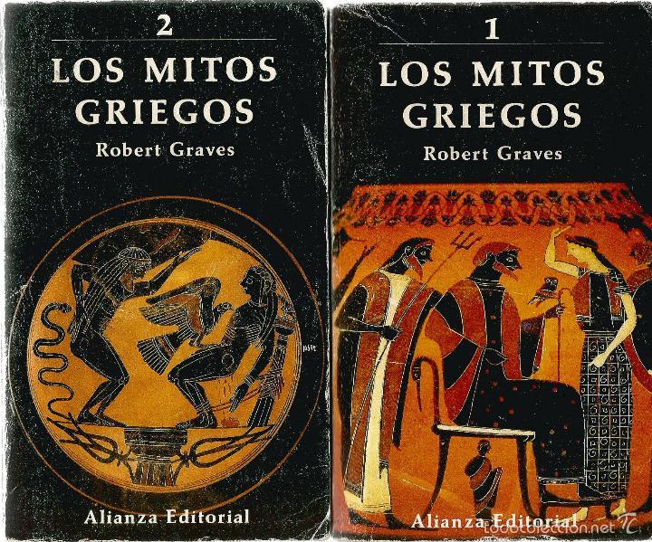 Robert graves. los mitos griegos 1 y 2. alianza - Vendido