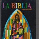 Libros de segunda mano: LA BIBLIA, RELATOS ILUSTRADOS - ED. EVEREST 1979. Lote 161373898
