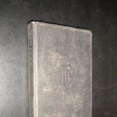 Libros de segunda mano: RITUAL DE LOS FIELES EN LATIN Y ESPAÑOL PRACTICAS LITURGICAS / ANDRES DE ASCONDO. Lote 57389106