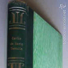 Livros em segunda mão: CARTAS DE SANTA TERESITA DEL NIÑO JESÚS. 1951. Lote 57489797