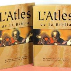 Libros de segunda mano: 7858 - L'ATLES DE LA BIBLIA. BARRY J. BEITZEL. EDI. ENCICLOPÈDIA CATALANA. 2007.. Lote 58273485