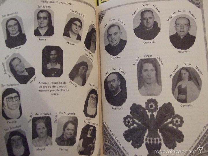 Libros de segunda mano: BIOGRAFIA ANTONIA BERGAS ORDINAS - ARNALDO SEGUI - COLON INCA 1981 MALLORCA MARIA DE LA SALUT - Foto 4 - 58326763