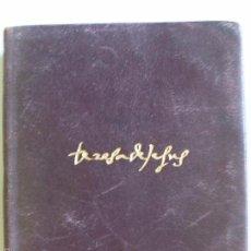 Libros de segunda mano: SANTA TERESA DE JESUS, OBRAS COMPLETAS/1948. Lote 58379091