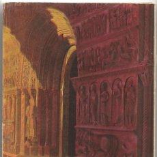 Libros de segunda mano: LA BASILICA DEL MONASTERIO DE SANTA MARIA DE RIPOLL - EDUARDO JUNYENT - 1969. Lote 58634973